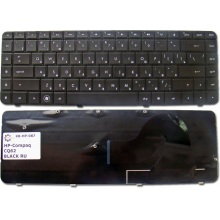 Клавиатура для ноутбука HP G56 G62, Presario CQ56 CQ62 BLACK RU