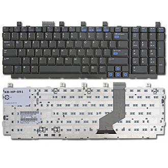 Клавиатура для ноутбука HP Pavilion DV8000 DV8100 DV8200 DV8300 DV8400 BLACK US