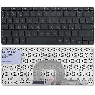 Клавиатура для ноутбука HP Mini 2150 5100 5101 5102 5103 BLACK RU