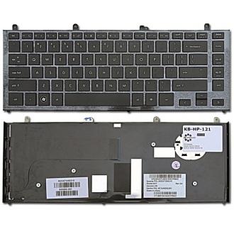 Клавиатура для ноутбука HP ProBook 4320S 4320T 4321S 4325S 4326S 4329S BLACK FRAME BLACK US
