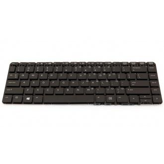 Клавиатура для ноутбука HP ProBook 430 G2 440 G0 445 G0 440 G1 445 G1 440 G2 445 G2 640 G1 645 G1 BLACK US BackLight