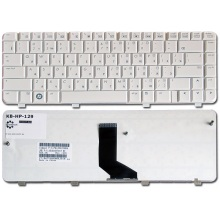 Клавиатура для ноутбука HP Pavilion DV3-2000 DV3-2100 DV3-2300 DV3t-2000 DV3z-1000 WHITE RU