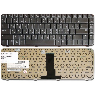 Клавиатура для ноутбука HP G50, Presario CQ50 BLACK RU