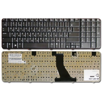 Клавиатура для ноутбука HP G70, Presario CQ70 BLACK RU