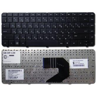 Клавиатура для ноутбука HP 250-G1 255-G1 430 431 450 455 630 631 635 640 645 650, Pavilion G6-1000 G6-1100 G6-1200 G6-1300 G6-1A00 G6-1B00 G6-1C00 G6S G6T G6X, Presario CQ43 CQ57 CQ58 BLACK RU