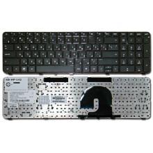 Клавиатура для ноутбука HP Pavilion DV7-4000 DV7-4100 DV7-4200 DV7-4300 DV7-5000 DV7t-5000 BLACK FRAME BLACK RU