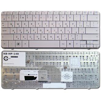 Клавиатура для ноутбука HP Pavilion DV2-1000 DV2-1100 DV2-1200 DV2Z-1000 DV2Z-1100 WHITE RU