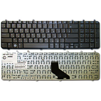Клавиатура для ноутбука HP Pavilion DV7-1000 DV7-1100 DV7-1200 DV7-1300 DV7-1400 DV7t-1000 DV7T-1100 DV7T-1200 DV7z-1000 DV7z-1100 BRONZE RU