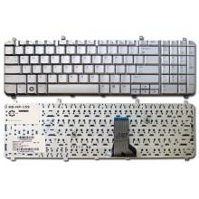 Клавиатура для ноутбука HP Pavilion HDX X16-1000 X16-1100 X16T-1000 X16T-1100 SILVER US