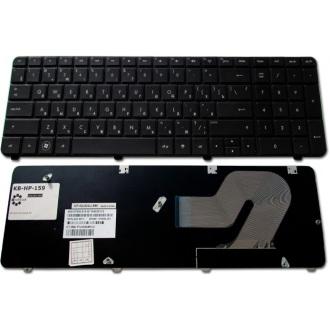 Клавиатура для ноутбука HP G72, Presario CQ72 BLACK RU