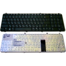 Клавиатура для ноутбука HP Pavilion DV9000 DV9100 DV9200 DV9300 DV9400 DV9500 DV9600 DV9700 DV9800 DV9900 BLACK RU