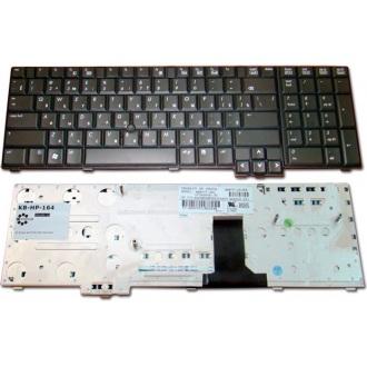 Клавиатура для ноутбука HP EliteBook 8730W BLACK RU (с поинтстиком)