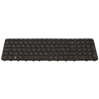 Клавиатура для ноутбука HP Pavilion M6-1000 M6-1100 M6-1200 ENVY M6-1000 M6-1100 M6-1200 M6-1300 BLACK FRAME BLACK RU