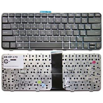 Клавиатура для ноутбука HP G32, Pavilion DV3-4000 DV3-4100 DV3-4200 DV3-4300, Presario CQ32 BLACK FRAME BLACK RU