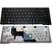Клавиатура для ноутбука HP EliteBook 8440P 8440W BLACK RU (with point stick)