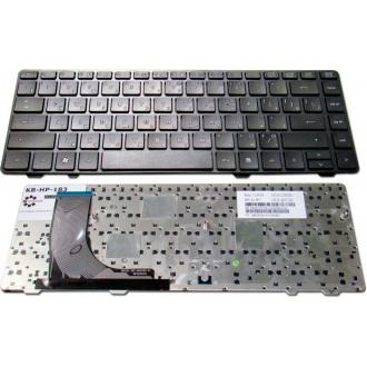Клавиатура для ноутбука HP ProBook 6360B 6360T BLACK FRAME BLACK RU