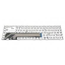Клавиатура для ноутбука HP ProBook 4530S 4535S 4730S SILVER FRAME BLACK RU