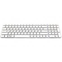 Клавиатура для ноутбука HP Pavilion G6-2000 G6-2100 G6-2200 G6-2300 WHITE RU