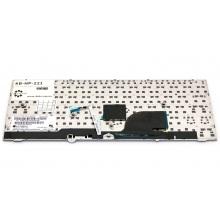 Клавиатура для ноутбука HP EliteBook 2170P SILVER FRAME BLACK US (с поинтстиком)