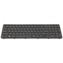 Клавиатура для ноутбука HP Pavilion 17-e 17z-e100 BLACK FRAME BLACK RU