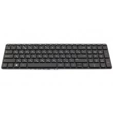 Клавиатура для ноутбука HP Pavilion 15-p 17-f ENVY 15-k BLACK RU