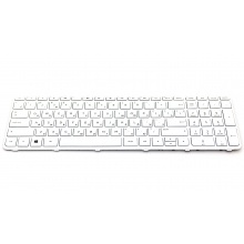 Клавиатура для ноутбука HP Pavilion 15-d 15-e 15-f 15-g 15-h 15-n 15-r, Pavilion Touchsmart 15-n WHITE FRAME WHITE RU