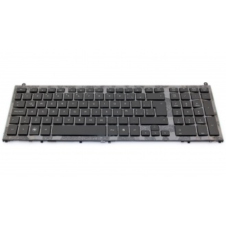 Клавиатура для ноутбука HP ProBook 4510S 4515S BLACK FRAME BLACK US