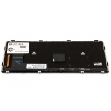 Клавиатура для ноутбука HP EliteBook 720 G1 720 G2 725 G2 820 G1 820 G2 GRAY FRAME BLACK RU BackLight (с поинтстиком)