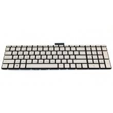 Клавиатура для ноутбука HP Pavilion 15-bs 15-bw 15-bu 15-cb 15-cd 17-bs ENVY x360 15-bq 250 G6 255 G6 256 G6 258 G6 15-ra 15-rb SILVER RU