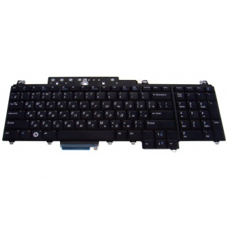Клавиатура для ноутбука DELL Inspiron 1720 1721, Vostro 1700, XPS M1720 M1721 M1730 BLACK RU