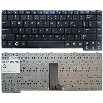 Клавиатура для ноутбука SAMSUNG Q308 Q310 BLACK US