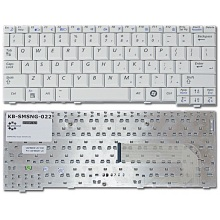 Клавиатура для ноутбука SAMSUNG N120 N510 WHITE US