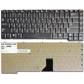 Клавиатура для ноутбука SAMSUNG M40 BLACK RU