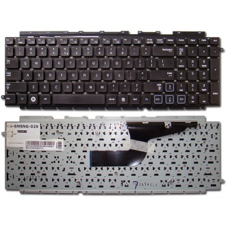 Клавиатура для ноутбука SAMSUNG RC710 RC711 BLACK US