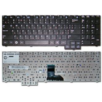 Клавиатура для ноутбука SAMSUNG E352 E452 P530 P580 R519 R523 R525 R528 R530 R538 R540 R618 R620 R717 R719 RV508 RV510 SA31 BLACK RU
