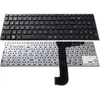 Клавиатура для ноутбука SAMSUNG RC730 RF710 RF711 BLACK US