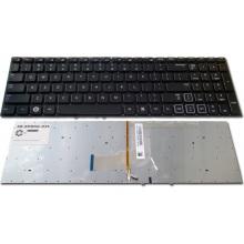 Клавиатура для ноутбука SAMSUNG RF712 BLACK US BackLight