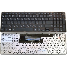 "Клавиатура для ноутбука SAMSUNG 300 Series 15.6"" NP355E5C BLACK FRAME BLACK RU (Win8)"