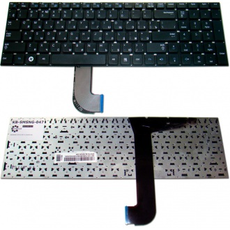 Клавиатура для ноутбука SAMSUNG RC730 RF710 RF711 BLACK RU