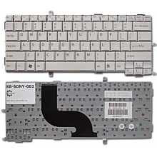 Клавиатура для ноутбука SONY VAIO VGC-LA VGC-LB VGN-LB GRAY US
