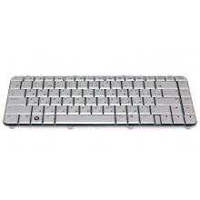 Клавиатура для ноутбука HP Pavilion DV5-1000 DV5-1100 DV5-1200 DV5t-1000 DV5t-1100 DV5t-1200 DV5z-1000 DV5z-1100 DV5z-1200 SILVER RU