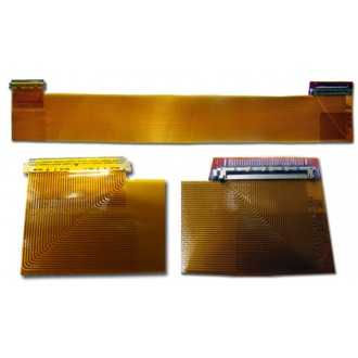 """Шлейф переходник-удлинитель для LED дисплеев 17.3"""""""