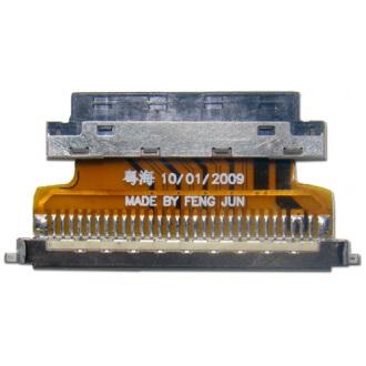 Переходник 20-pin female (26мм) на 30-pin female (34мм)