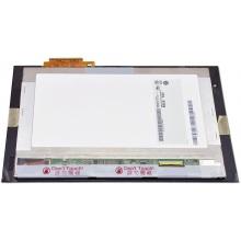 """Сенсорный экран (тачскрин) с рамкой для Acer Iconia Tab A500 + матрица 10.1"""" B101EW05 V.1, цвет черный"""