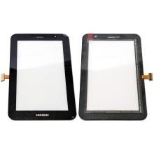 Сенсорный экран (тачскрин) с рамкой для Samsung Galaxy Tab 7.0 P6200, цвет черный