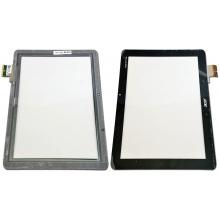 Сенсорный экран (тачскрин) с рамкой для Acer Iconia Tab A510, A511, A700, A701 цвет черный