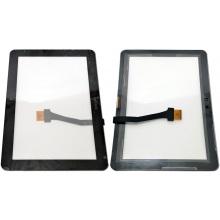 Сенсорный экран (тачскрин) с рамкой для Samsung Galaxy Tab 10.1 P7500 P7510 цвет черный