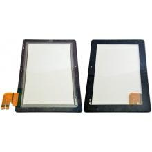 Сенсорный экран (тачскрин) с рамкой для ASUS Eee Pad Transformer Pad TF300 V.G01, цвет черный