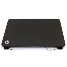Крышка матрицы в сборе HP Sleekbook 4-1000 BLACK