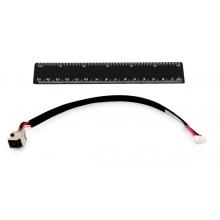 Разъем питания для ноутбука HP ProBook 4520S с кабелем 4+3-pin